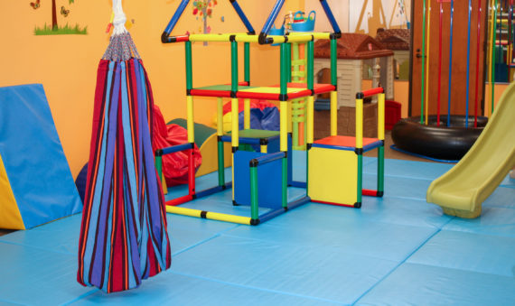 Photo of LAIPT gym/agility room