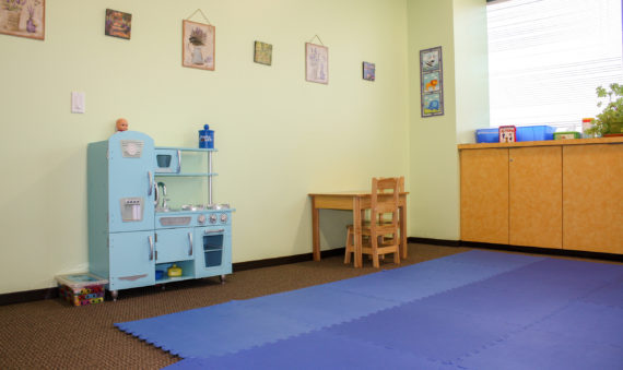 Photo of LAIPT patient room